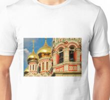 Memorial Temple of the Birth of Christ, Shipka, Bulgaria Unisex T-Shirt