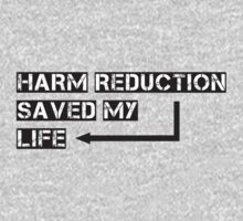 Harm reduction by Nigel  Brunsdon