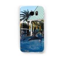 Leaping Dolphins Samsung Galaxy Case/Skin
