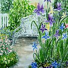 Garden Bench by Ilunia Felczer