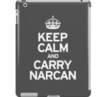 Carry Narcan iPad Case/Skin