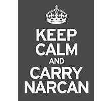 Carry Narcan Photographic Print
