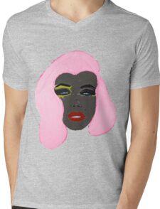 DellaGunnz Mens V-Neck T-Shirt