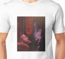 Will-O-the-Wisp Unisex T-Shirt