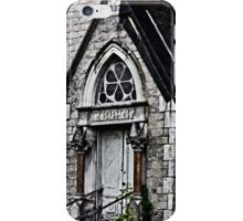 Maine Historic Library iPhone Case/Skin