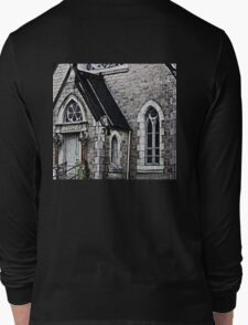 Maine Historic Library Long Sleeve T-Shirt