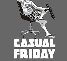 Casual Friday by rewydo