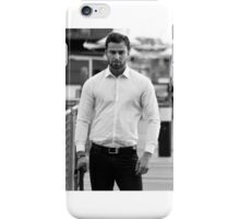 Mr Grey. iPhone Case/Skin