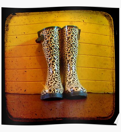Gumboots Poster