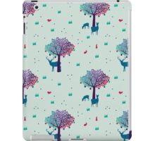 A Walk in the Mystic Forest  iPad Case/Skin