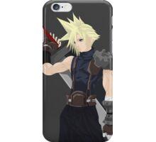 Cloud (FF7) iPhone Case/Skin