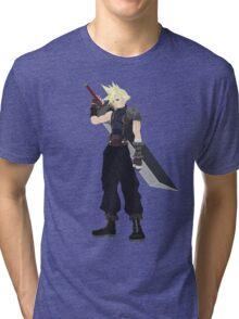 Cloud (FF7) Tri-blend T-Shirt