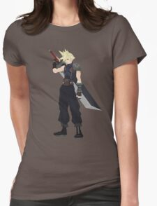 Cloud (FF7) Womens Fitted T-Shirt