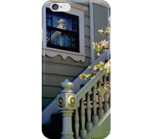 Upstairs Reflected, Downstairs iPhone Case/Skin