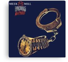 Meek Mill - Dreams and Nightmares Canvas Print