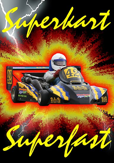 Superkart II by zoompix