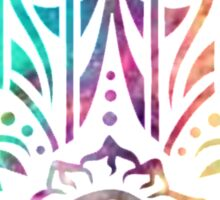 Galaxy Hamsa Sticker