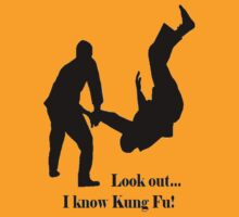 Look out i know kung fu by RedRover