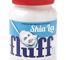 Shia La Fluff  by sonny815
