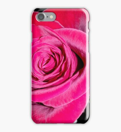 Lovely Red Rose iPhone Case/Skin