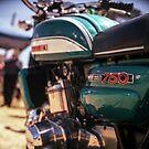 Suzuki GT750 by BRogers