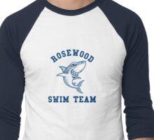 Rosewood Swim Team (Pretty Little Liars) Men's Baseball ¾ T-Shirt