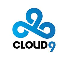 CLOUD 9 GAMING Photographic Print