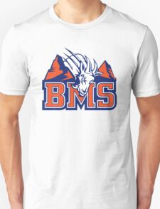 BMS BLUE MOUNTAIN STATE  T-Shirt