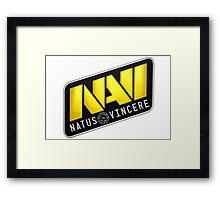 NA'VI GAMING Framed Print