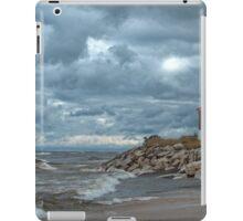 Rough Water iPad Case/Skin
