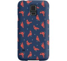 Cold Weather Birds Samsung Galaxy Case/Skin
