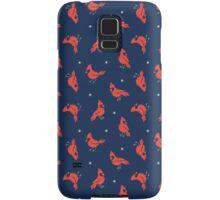 Cold Weather Birds Samsung Galaxy Case/Skin