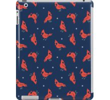 Cold Weather Birds iPad Case/Skin