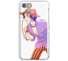 Ace 01 iPhone Case/Skin