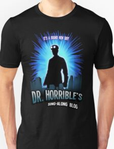Dr. Horribles sing-along blog  T-Shirt