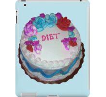 Diets not Riots iPad Case/Skin