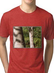 Birch Against Pine Tri-blend T-Shirt