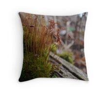 One Inch Giants Throw Pillow