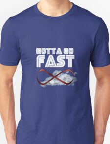 GOTTA GO FAST - SONIC FAN STUFFS T-Shirt