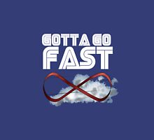 GOTTA GO FAST - SONIC FAN STUFFS Unisex T-Shirt