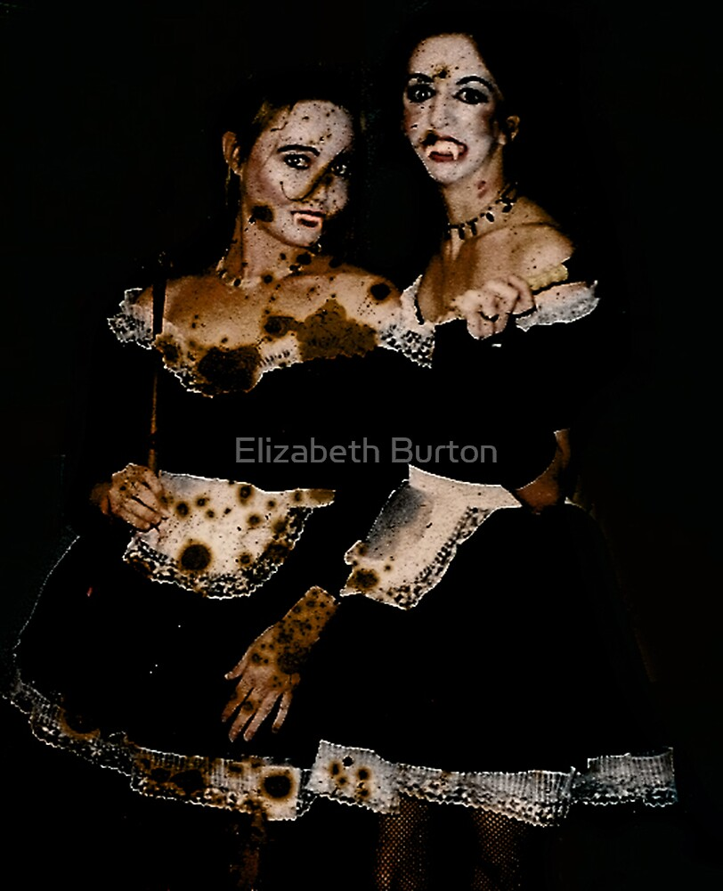 French Maid Vampires by Elizabeth Burton