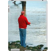 Fishing By The River iPad Case/Skin