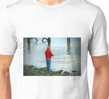 Fishing By The River Unisex T-Shirt