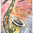 Saxophone Notes by Bart Castle