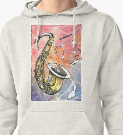 Saxophone Notes T-Shirt