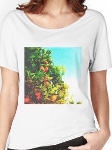 Ohh La La Oranges Women's Relaxed Fit T-Shirt