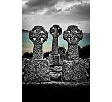 The Three Celts Photographic Print