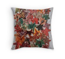 Autumn Original art work Throw Pillow