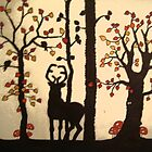 the tree and me by milja