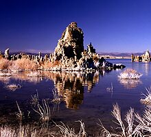 Mono Lake by steveberlin